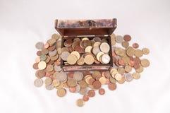 Idea di concetto dei soldi di affari Fotografia Stock Libera da Diritti