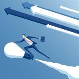 Idea di concetto di affari Immagine Stock