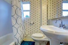 Idea di progettazione del bagno Immagini Stock Libere da Diritti