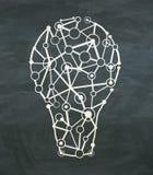 Idea e concetto dell'innovazione royalty illustrazione gratis