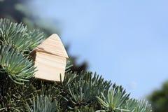 Idea ecological house Stock Photo