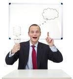 Idea ed innovazione Immagini Stock