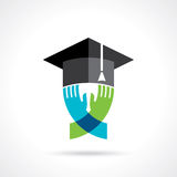 Idea of education symbol Stock Photo