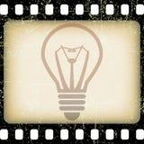 The idea of the film Stock Image