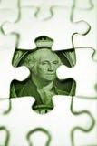 Idea financiera fotografía de archivo libre de regalías