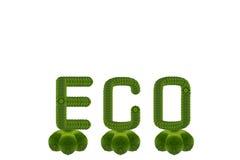 Idea form leaf create. (Ecology icon set Stock Images