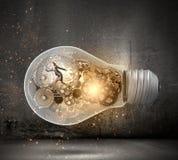 Idea generator Stock Photo