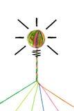 Idea. I have a good idea Stock Image