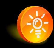 Idea Icon. Royalty Free Stock Photography