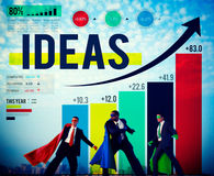 Idea Ideas Inspiration Motivation Strategy Imagination Concept Stock Photo