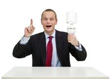 Idea and innovation Royalty Free Stock Photography