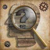 Idea or invention and creativity concept Royalty Free Stock Photos