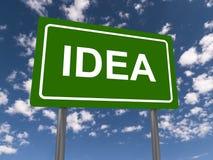 Idea Royalty Free Stock Photo