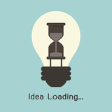 Idea loading Stock Photos