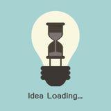Idea loading Stock Photos