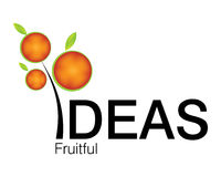 Idea Logo Royalty Free Stock Image