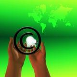 Idea protegida Imagen de archivo