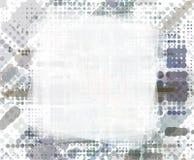 Idea retra del concepto del grunge abstracto Ilustración del Vector