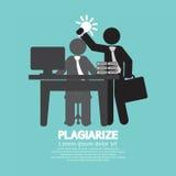 Idea Stolen Symbol Graphic Plagiarize Concept Stock Images