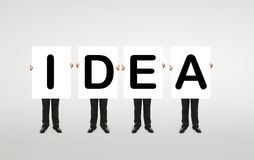 Idea symbol Stock Image