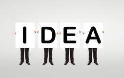 idea symbol Stock Image