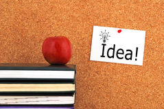 Idea symbol Stock Photos