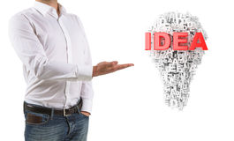 Idea symbol Stock Photos