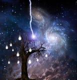 Idea Tree Stock Image