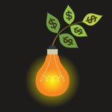 Idea tree Royalty Free Stock Photos