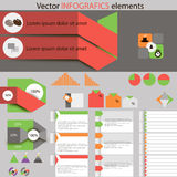Idea vecctor elements Stock Image