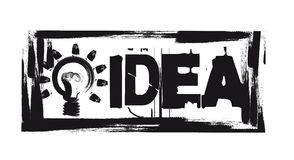 Idea vector Stock Photo
