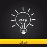 Idea vector Royalty Free Stock Photos
