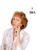Idea? Stock Image