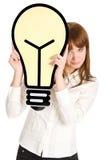 An idea for you Stock Photo