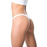 Ideaal vrouwelijk lichaam Royalty-vrije Stock Foto's