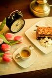 Ideal breakfast Stock Image