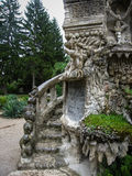 Ideal Palace of Postman Cheval, France Stock Photo