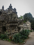 Ideal Palace of Postman Cheval, France Stock Images
