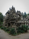 Ideal Palace of Postman Cheval, France Stock Photography