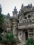 Ideal Palace of Postman Cheval, France Royalty Free Stock Photo