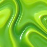 Ideal poner crema verde de la textura para la menta, la cal o el áloe Imagen de archivo libre de regalías
