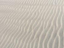 ideal sandtextur för bakgrunder Royaltyfria Bilder