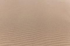 ideal sandtextur för bakgrunder Arkivbilder