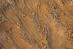 ideal sandtextur för bakgrunder Royaltyfria Foton