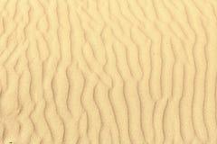 ideal sandtextur för bakgrunder Arkivfoton
