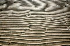ideal sandtextur för bakgrunder Brun sand Bakgrund från fin sand Sandbackgr Royaltyfria Foton
