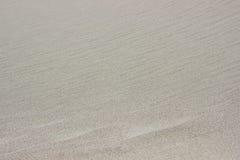 ideal sandtextur för bakgrunder Sandig strand för bakgrund Arkivbilder