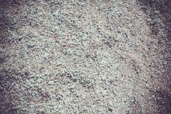 ideal sandtextur för bakgrunder Sandig strand för bakgrund Top beskådar Arkivfoton