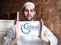 Ideal standard logo Stock Photography