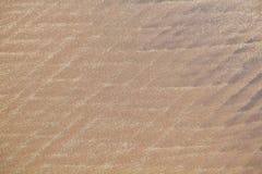 idealna konsystencja tło piasku Obrazy Royalty Free
